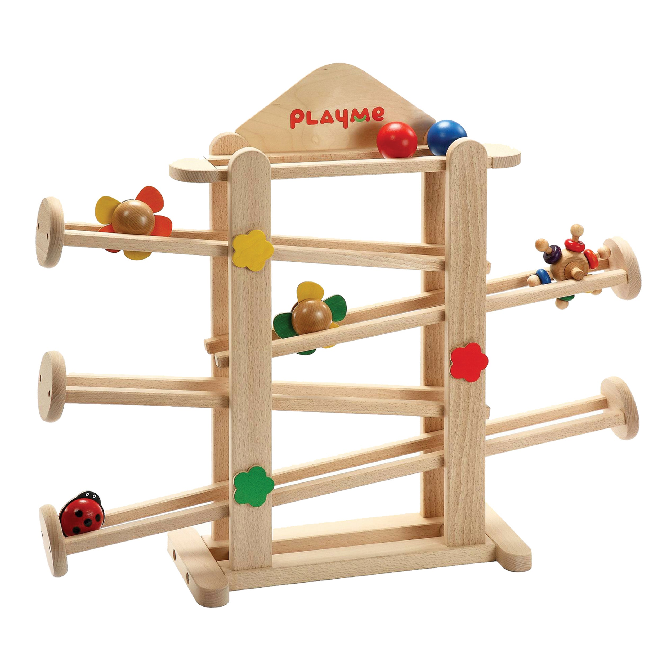 Playme Music Rolling Garden Play Set