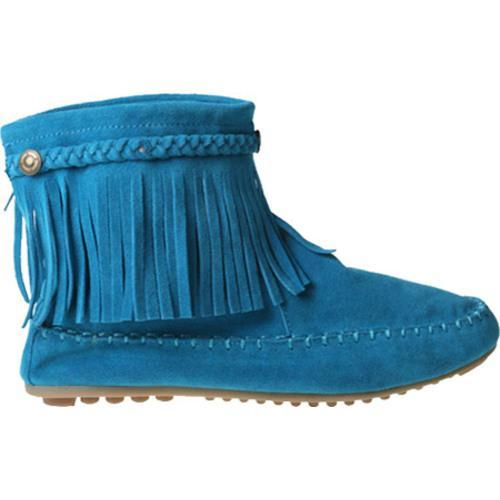 Women's L & C Mini-01 Teal - Thumbnail 1