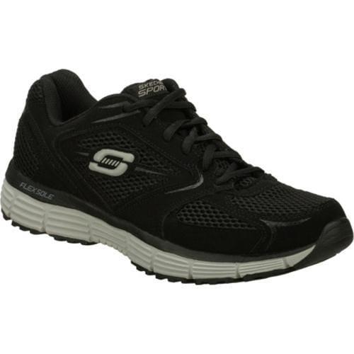 Men's Skechers Agility Black/Gray