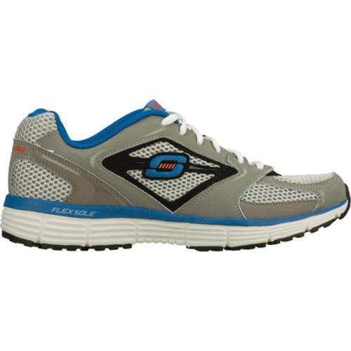 Men's Skechers Agility Gray/Blue