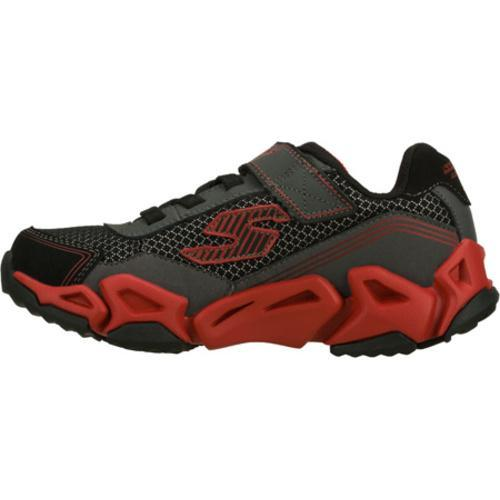 Boys' Skechers Air Tricks Fierce Flex Gray/Red