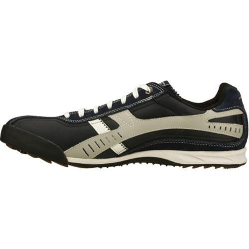 Men's Skechers Ascoli Allied NavyGray   Shopping The Best Deals on Athletic