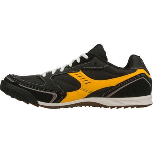 Men's Skechers Ascoli Thrive Black/Yellow - Thumbnail 2