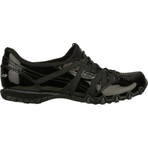 Women's Skechers Bikers Notice Me Black