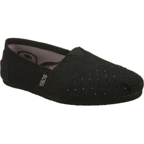 Women's Skechers BOBS Glisten Black