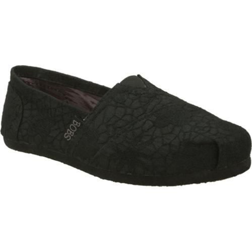 Women's Skechers BOBS Sunflower Black