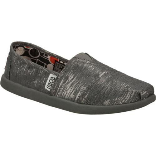 Women's Skechers BOBS World Gray/Gray - Thumbnail 0