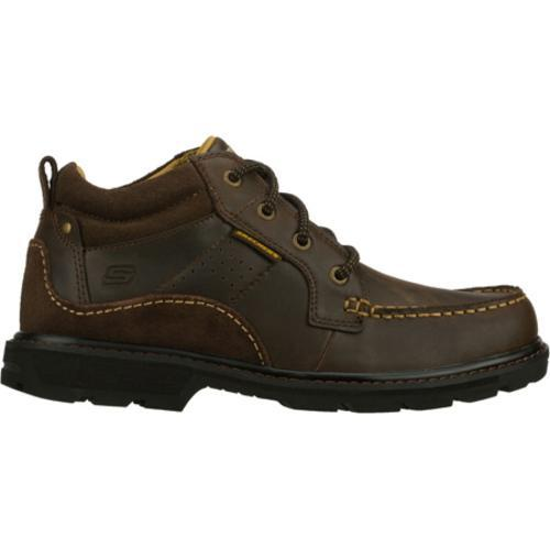 Men's Skechers Blaine Rogen Brown - Thumbnail 1
