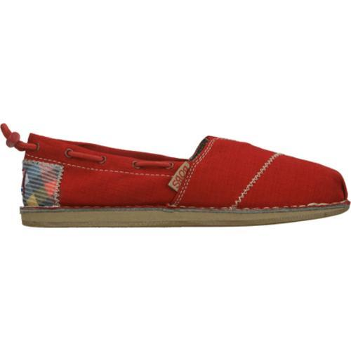 Women's Skechers BOBS Chill Red - Thumbnail 1
