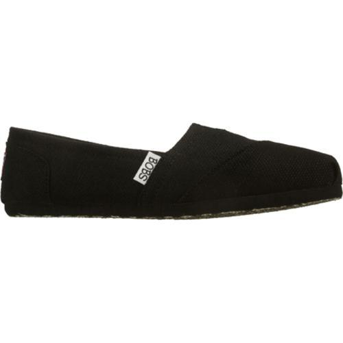 Women's Skechers BOBS Helping Hand Black - Thumbnail 1