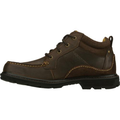 Men's Skechers Blaine Rogen Brown - Thumbnail 2