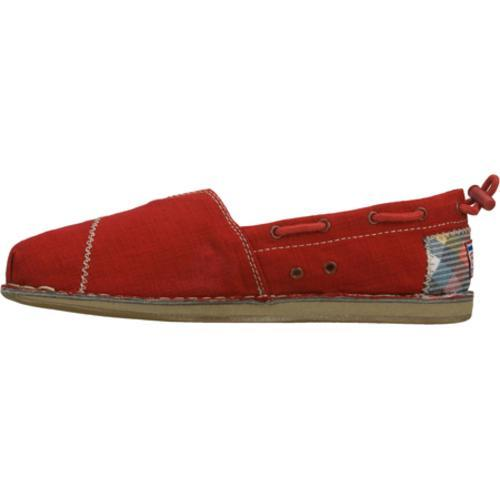 Women's Skechers BOBS Chill Red - Thumbnail 2