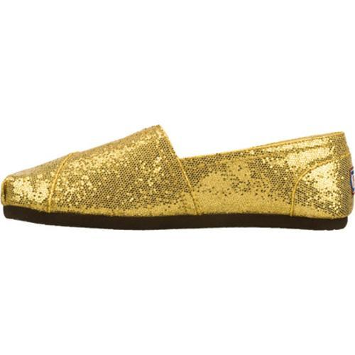 Women's Skechers BOBS Earth Mama Gold/Gold