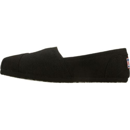 Women's Skechers BOBS Helping Hand Black - Thumbnail 2