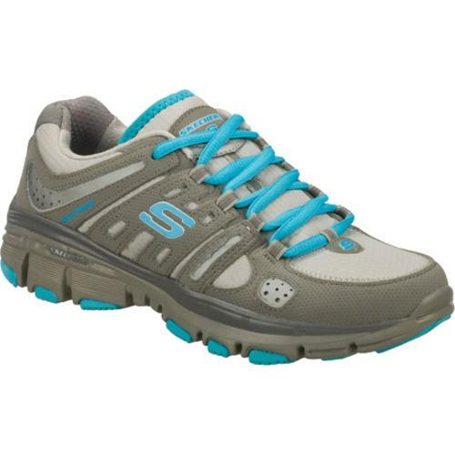 Women's Skechers Bravos Encore Gray/Blue
