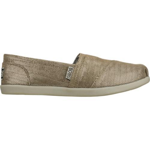 Women's Skechers BOBS World Good Deeds Silver - Thumbnail 1