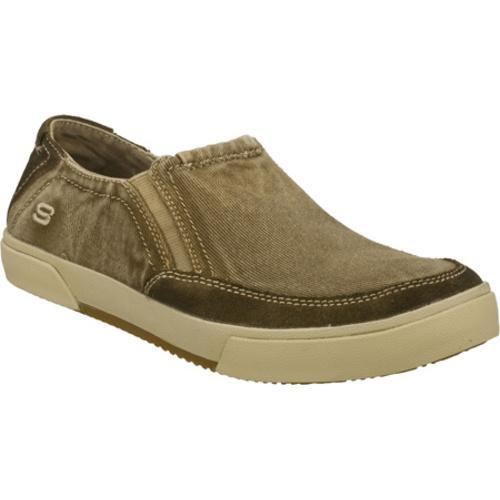 Men's Skechers Dario Touren Taupe