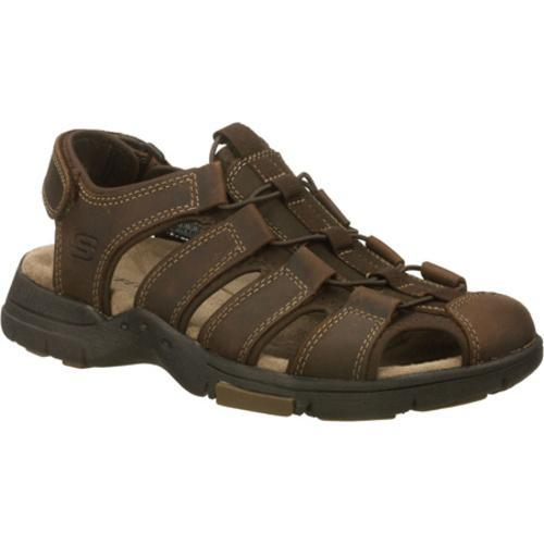 Men's Skechers Edge Balwin Brown - Thumbnail 0
