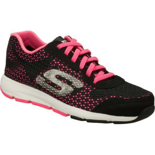 Women's Skechers Entourage Black/Pink