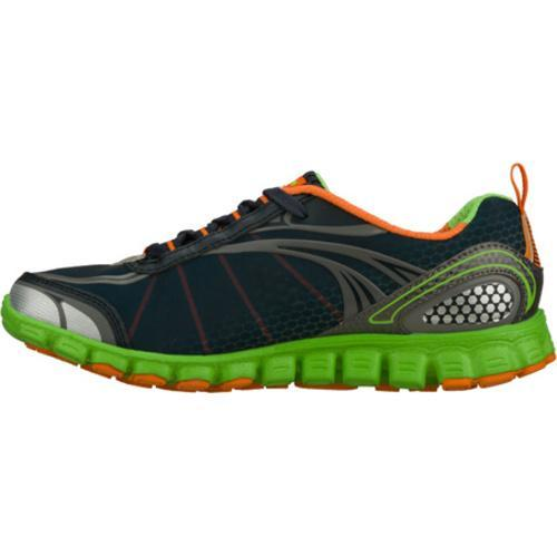 Women's Skechers EZ Flex Barbed Wire Navy/Green
