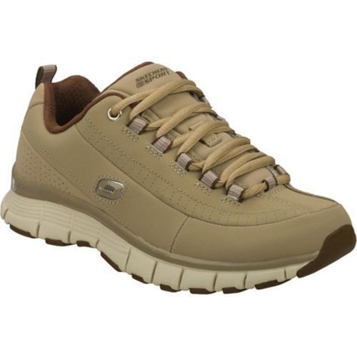Women's Skechers Flex Fit High Demand Brown