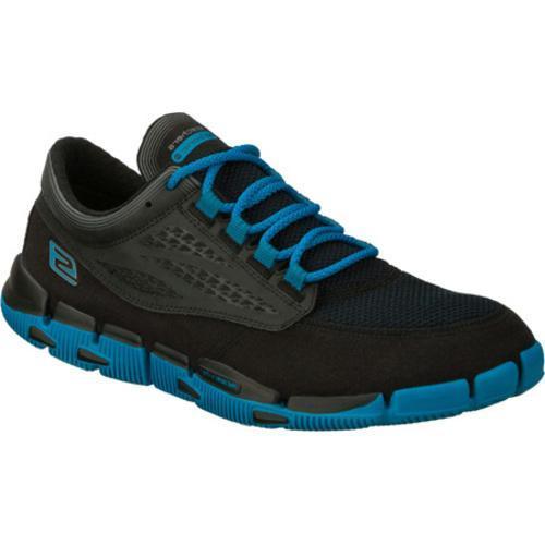 Men's Skechers GObionic Black/Blue
