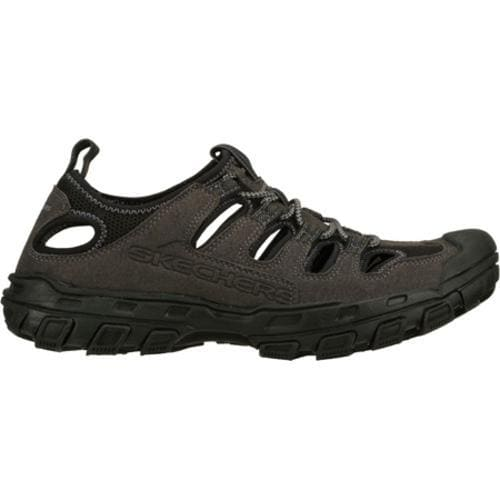 Men's Skechers Gander Lubeck Black - Thumbnail 1