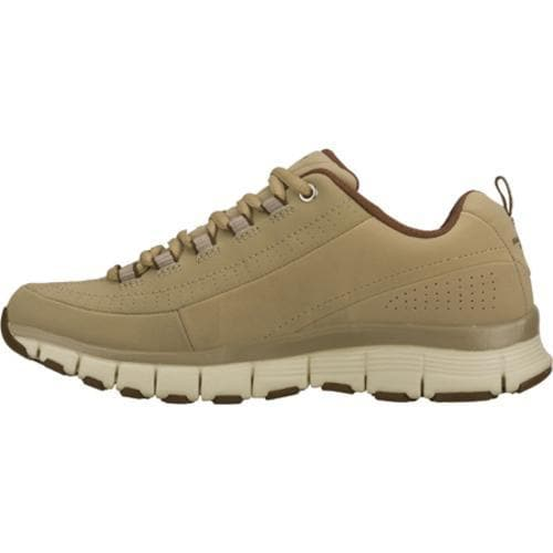 Women's Skechers Flex Fit High Demand Brown - Thumbnail 2