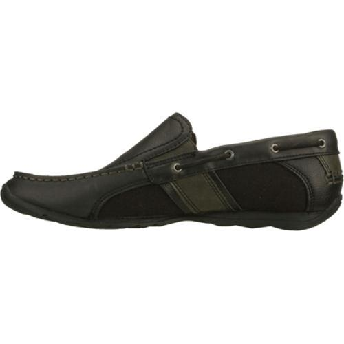 Men's Skechers Gilson Colony Black - Thumbnail 2