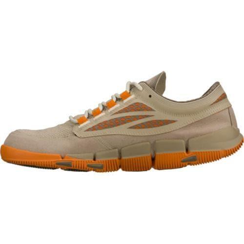 Men's Skechers GObionic Brown/Orange - Thumbnail 2