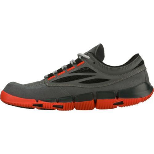 Men's Skechers GObionic Gray/Red