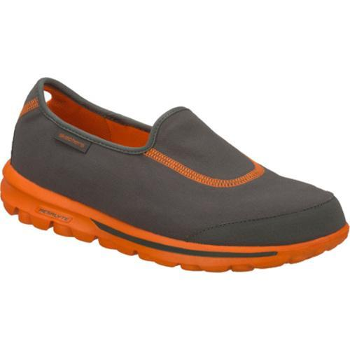 Men's Skechers GOwalk Gray/Orange