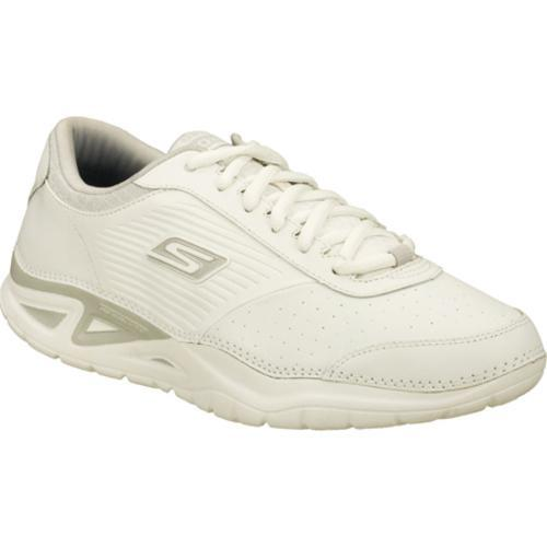 Men's Skechers GOwalk Elite White/Silver