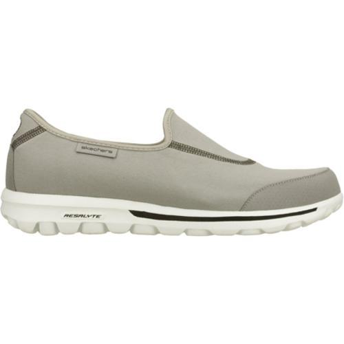Men's Skechers GOwalk Gray/Gray - Thumbnail 1