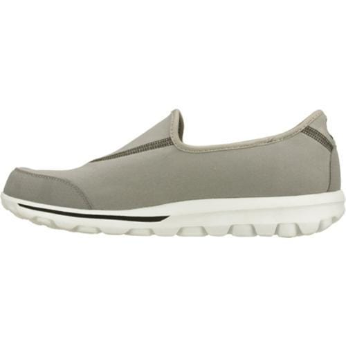Men's Skechers GOwalk Gray/Gray - Thumbnail 2