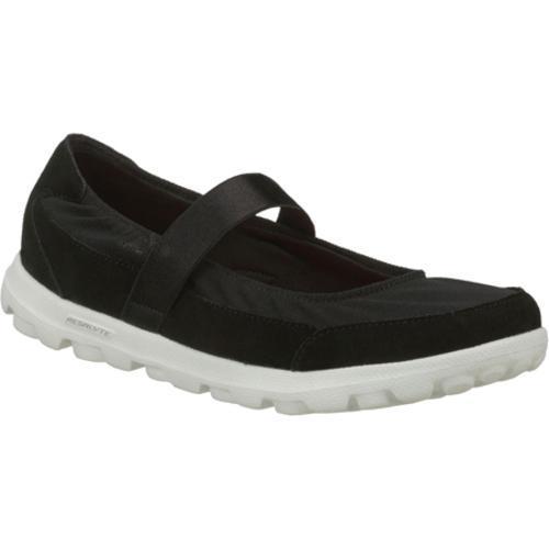 Women's Skechers GOwalk Everyday Black/White
