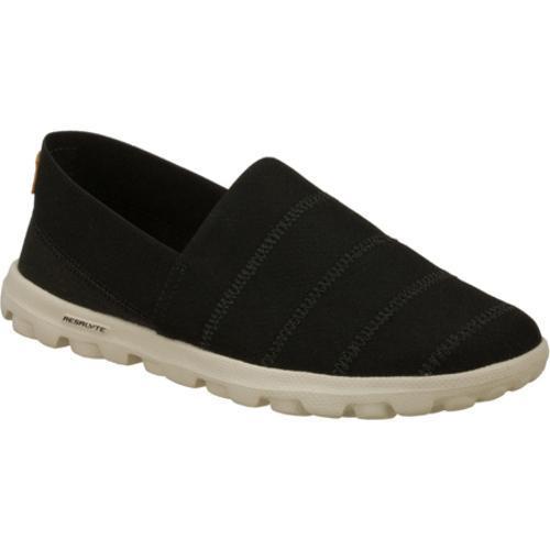 Women's Skechers GOwalk Oasis Black