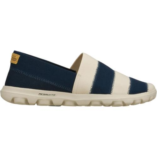 Women's Skechers GOwalk Glee Navy/Natural