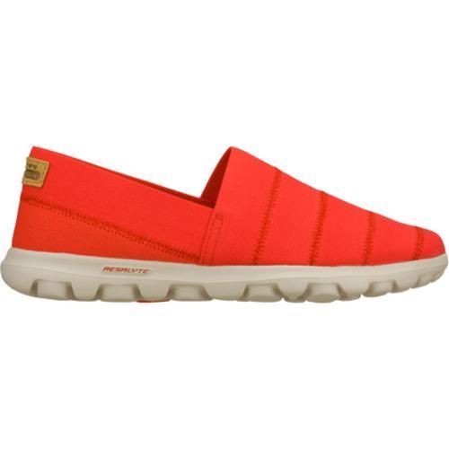 Women's Skechers GOwalk Oasis Red