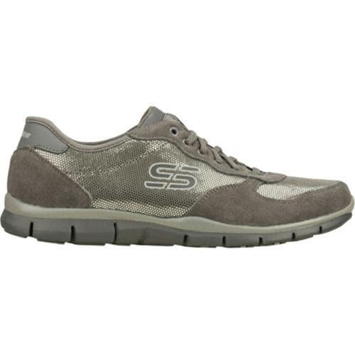 Women's Skechers Gratis Silver Screen Gray/Silver