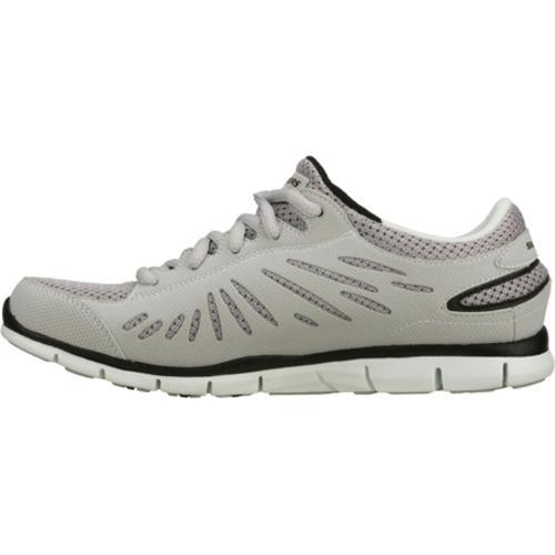 Women's Skechers Gratis Purestreet Gray - Thumbnail 2