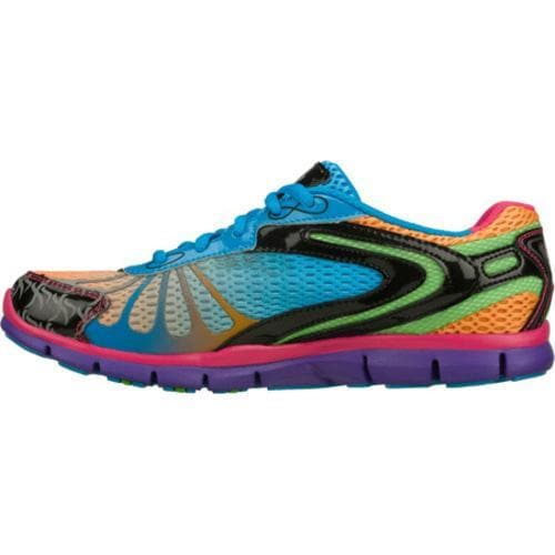 Women's Skechers Gratis Running Wild Multi - Thumbnail 2