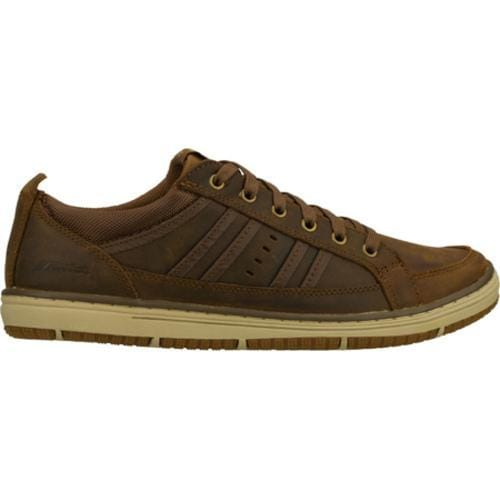 Men's Skechers Irvin Hamal Brown - Thumbnail 1