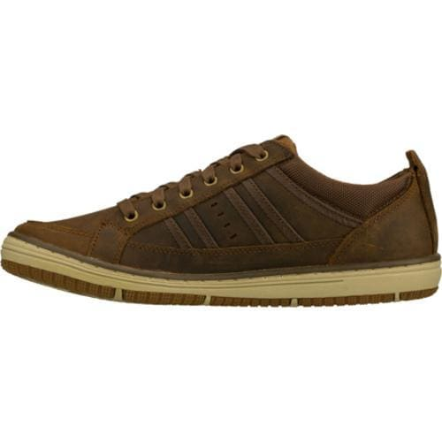 Men's Skechers Irvin Hamal Brown - Thumbnail 2