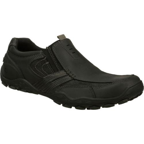 Men's Skechers Pebble Castor Black
