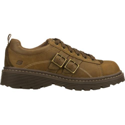 Women's Skechers Mohawk Field Day Brown - Thumbnail 1