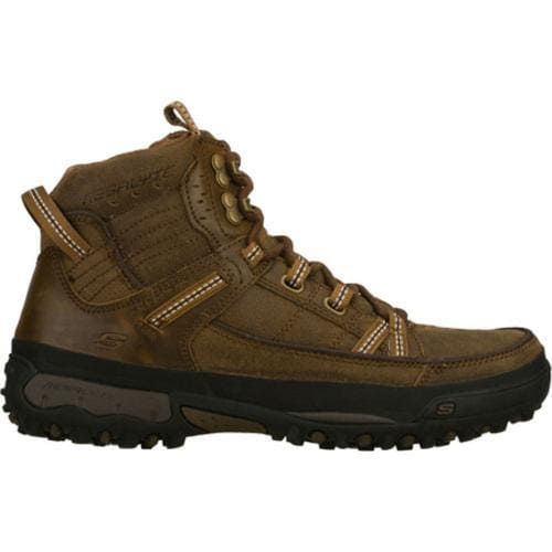 Men's Skechers Padre Brown