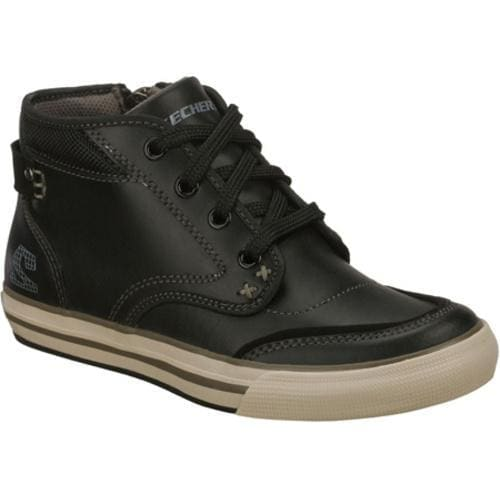 Boys' Skechers Planfix Effective Black