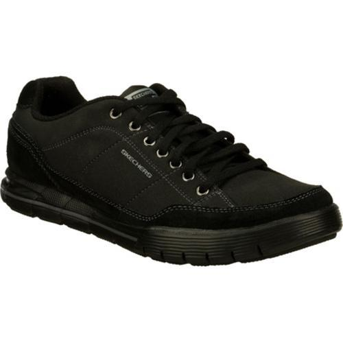 Men's Skechers Relaxed Fit Arcade II Amenity Black