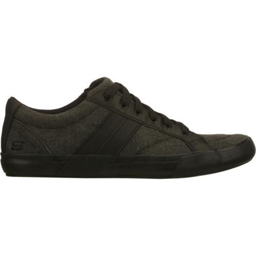 Men's Skechers Planfix Deion Black - Thumbnail 1